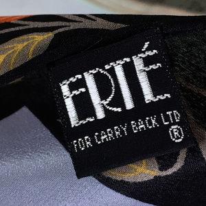 erte Accessories - Erte 4 Seasons Autumn Silk Scarf